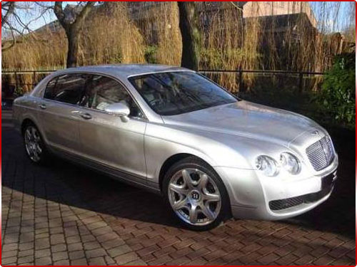 Prom Limo Hire - Bentley Flying Spur