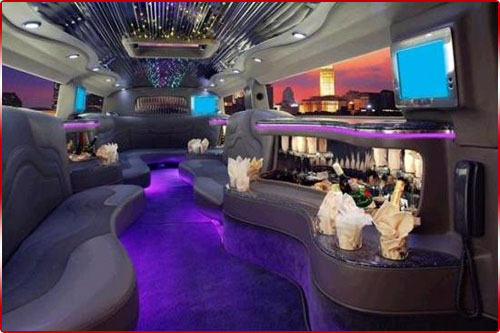 Prom Limo Hire - Baby Bentley
