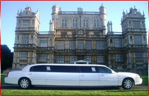 Prom Limo Hire - Lincoln Millennium